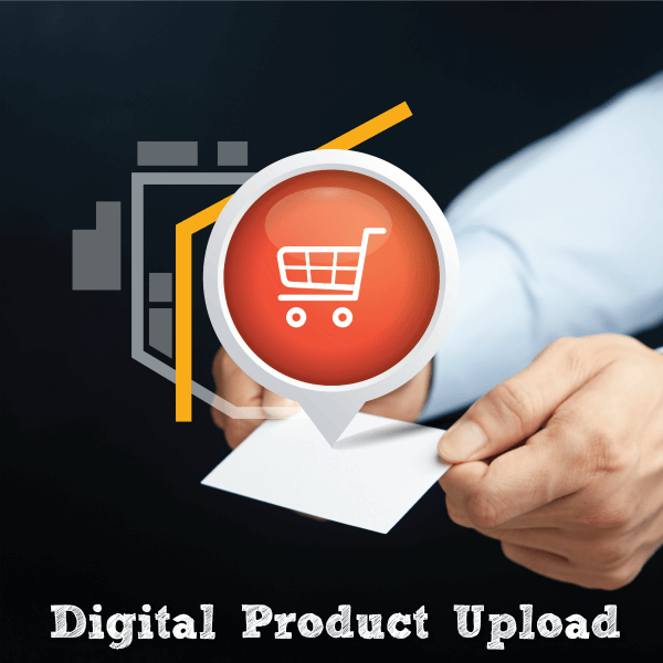 Digital Product Upload