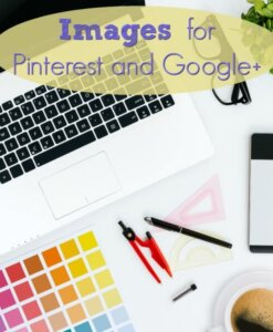 Images for Google Plus and Pinterest Service