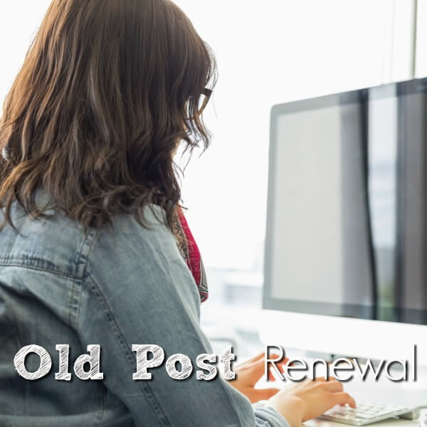 We can help you to get your old post recycle and republish them as well, so your recent readers can enjoy your blog continuously.