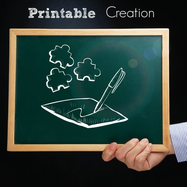 Printable Creation
